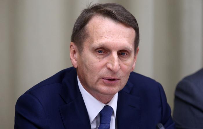 Sergey Narışkin Prezidentə məktub göndərib