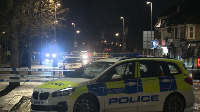 Two men die and others injured in two separate London knife attacks