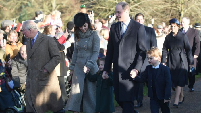 Prince Andrew joins Queen and royals for Christmas Day church service