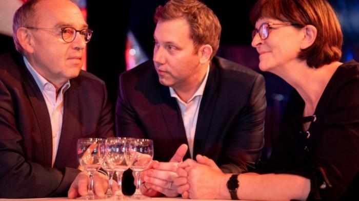 SPD wählt neue Führung