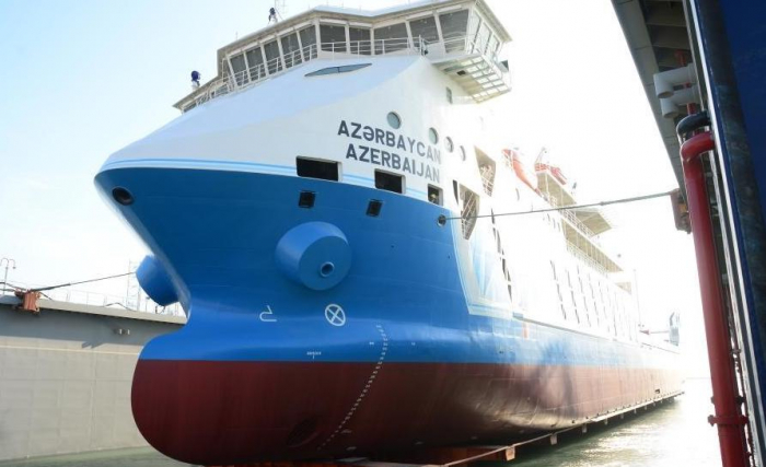 Azerbaijan's Lachin tanker to carry cargo across Caspian Sea and beyond