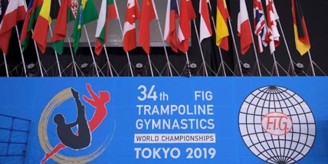 Flag of International Gymnastics Federation handed over to Azerbaijan