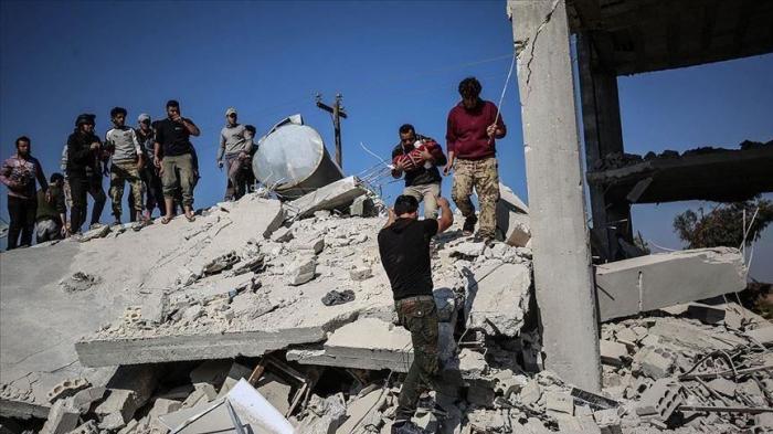 ONU : Plus de 1000 morts dans le nord-ouest de la Syrie à l