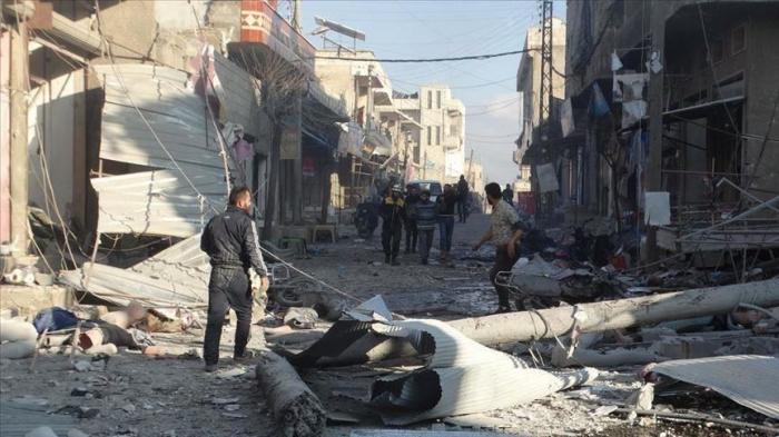 Syrie/Zone de désescalade à Idleb :   19 civils tués dans les raids aériens du Régime et de la Russie