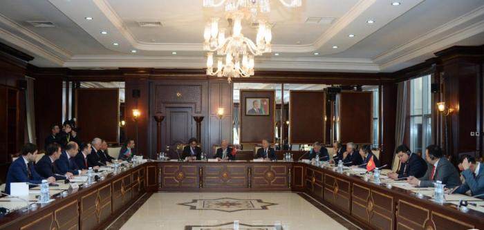 Meeting of TURKPA commission underway in Azerbaijani Parliament