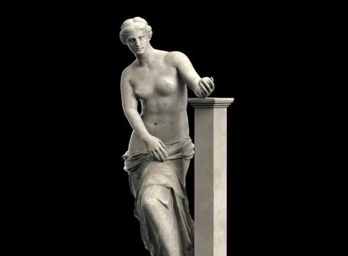 Fransada 42 min yaşı olan heykəl tapılıb