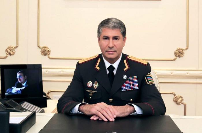 Nazir polis mayoruna yeni vəzifə verdi