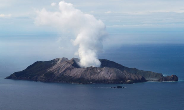 New Zealand volcano: last two bodies may never be found, say police