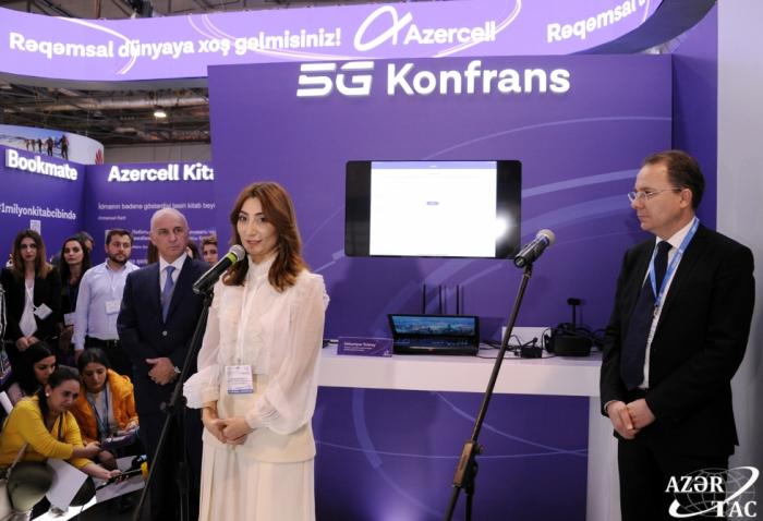 Azercell de Azerbaiyán y Ericsson de Suecia firman un memorando digital