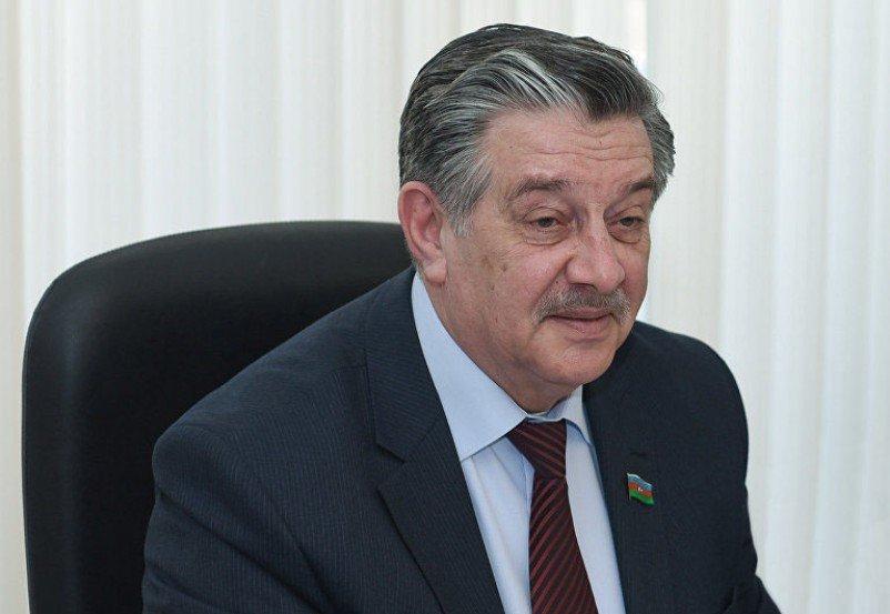 Mixail Zabelin yenidən Azərbaycan Rus İcmasının sədri seçilib