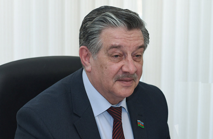Mikhail Zabelin re-elected as chairman of Azerbaijan's Russian Community