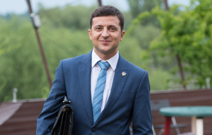 Zelenskinin Bakıya səfər proqramı açıqlandı