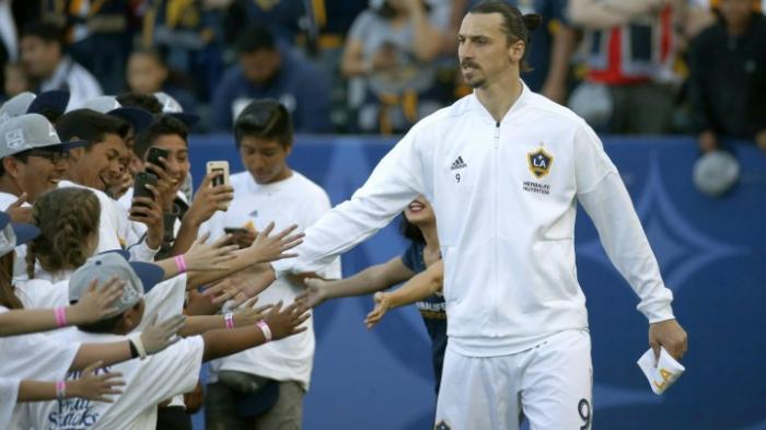 Zlatan Ibrahimovic vor Rückkehr nach Mailand
