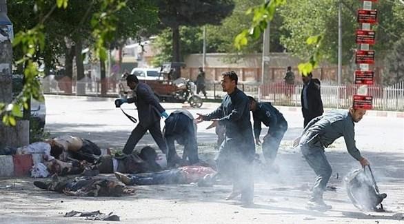 مقتل 11 شرطياً في أفغانستان
