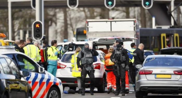 Pays-Bas:   quatre Français arrêtés après une tentative d