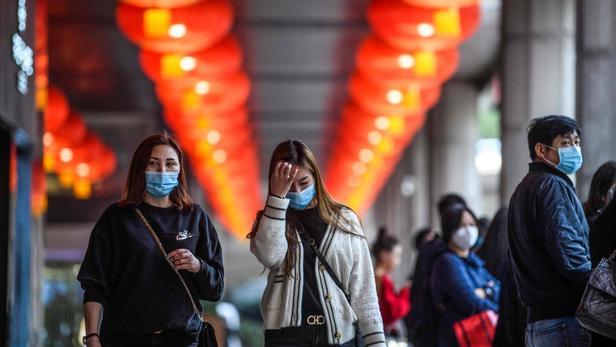 Coronavirus:  Pékin annule les festivités du Nouvel an chinois