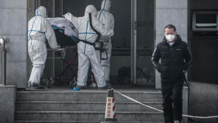 Virus en Chine:  un troisième mort, l