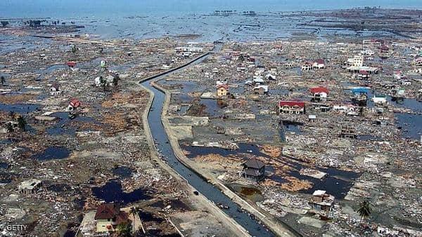 """نيويورك بوست: أخطر كوارث طبيعية """"تهدد"""" البشرية"""