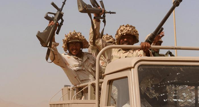 L'armée saoudienne présente sa première section exclusivement féminine