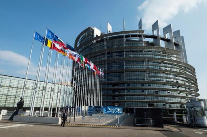 Parlement européen:   dernière réunion à Strasbourg pour les députés britanniques