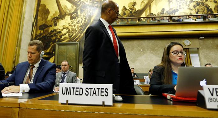 واشنطن: إيران ينبغي أن تكف عن سلوكها الخبيث وتجلس وتتفاوض