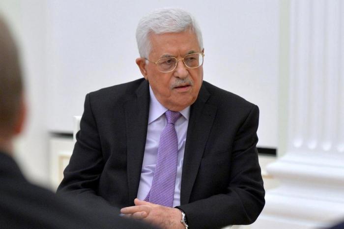 """HƏMAS Trampın planına qarşı: Mahmud Abbas """"diz çökməyəcəyik"""" dedi"""