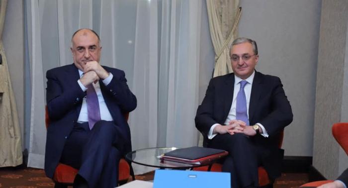 Meeting between Azerbaijani and Armenian FMs kicks off in Geneva