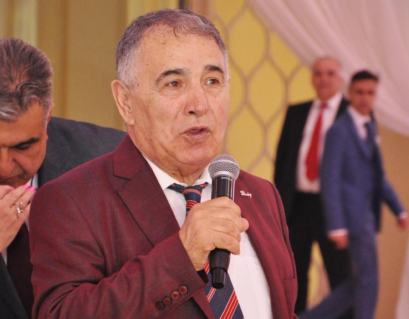 """""""Hamı mənə maestro kimi baxır, nə desəm qanundur"""" - Aftandil İsrafilov"""
