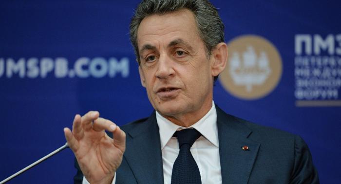 ساركوزي يقترح إنشاء صيغة تفاوض جديدة بمشاركة روسيا وتركيا والاتحاد الأوروبي