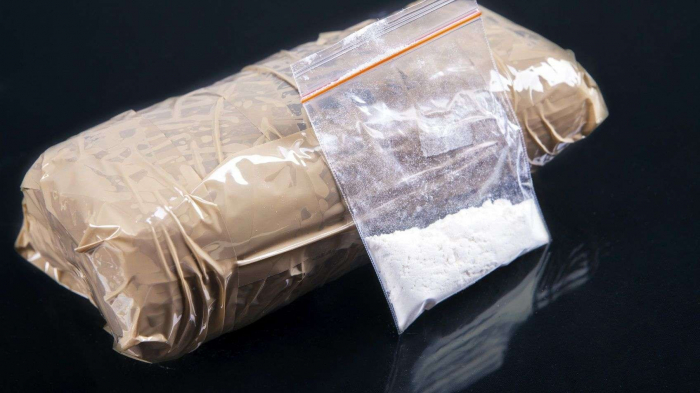 3 kq narkotik vasitə dövriyyədən çıxarılıb