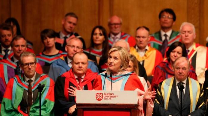 Hillari Klinton rektor təyin olunub