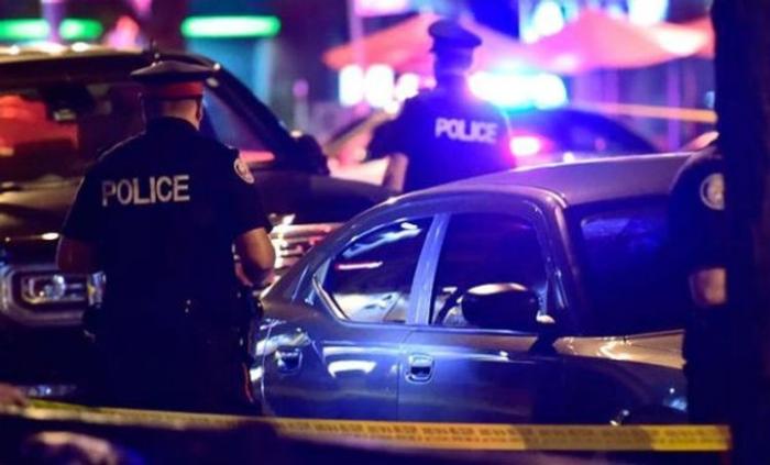 Kanadada silahlı insident baş verib