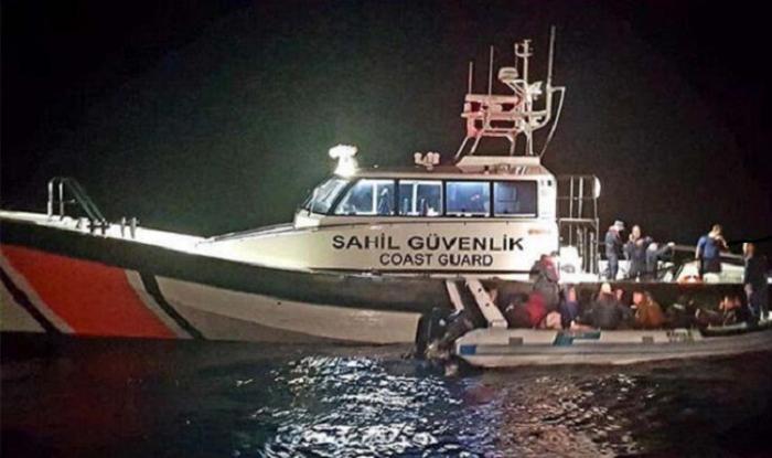 Türkiyədə miqrantları daşıyan qayıq batıb, 11 nəfər ölüb