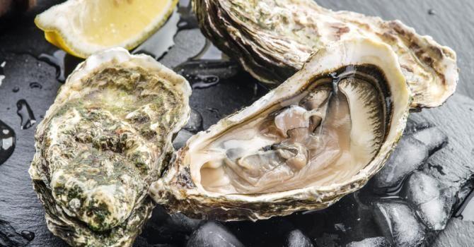 France:  des huîtres impropres à la consommation, à cause de la gastro-entérite