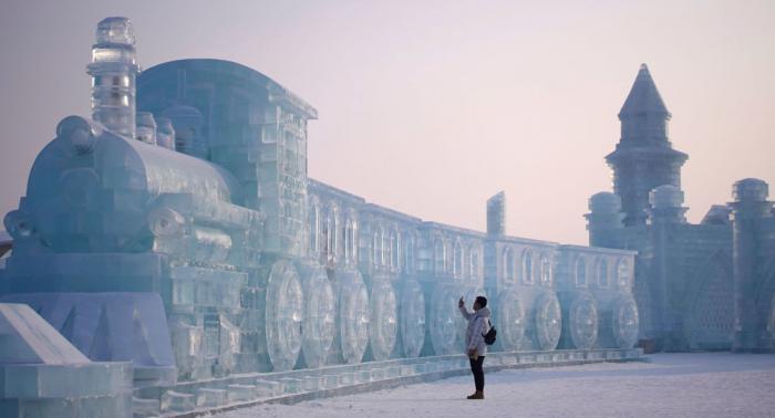 Weltgrößtes Eis- und Schneefestival beginnt in Harbin –   Video