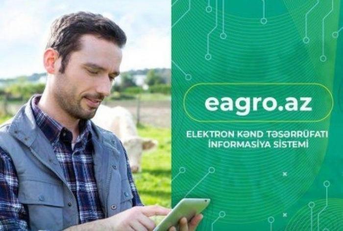 Azərbaycanda subsidiyaların verilməsi elektronlaşdırıldı