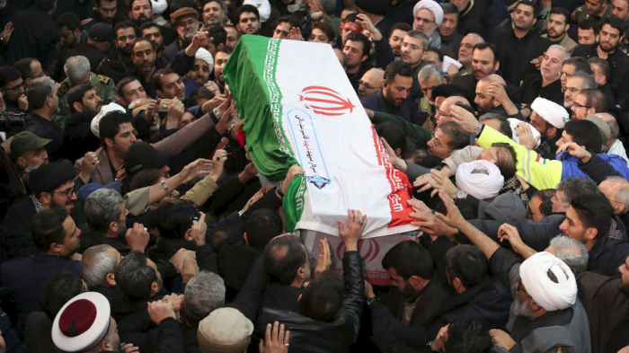 Soleimani: Stampede kills at least 35 mourners at commander