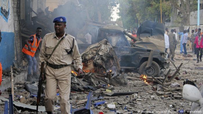 Somalidə terror aktı törədilib - Ölən və yaralılar var