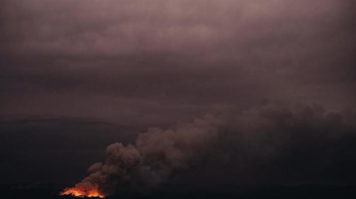 Smoke from Australia bushfires reaches Brazil