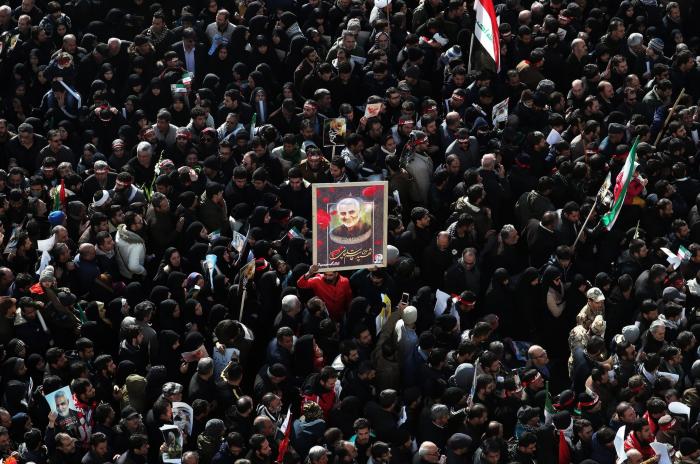 Why did the U.S. kill Suleimani?-  OPINION