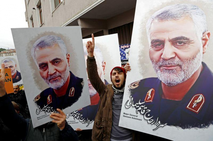 Kosovo detains Muslim woman over Iran general comments