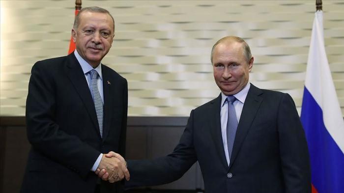 Erdogan, Putin meeting in Istanbul ahead of launch of TurkStream