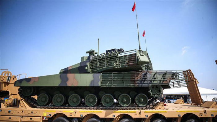 Turkey's first indigenous battle tank production delayed