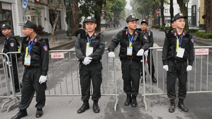 Three policemen killed in clash with protesters in Vietnam