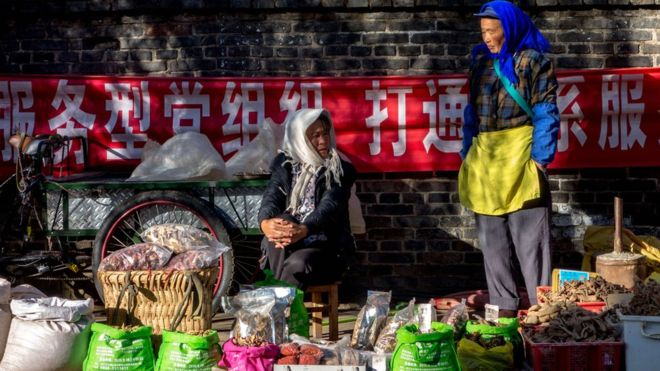 Chinese province: Just 17 of our 80m people now live in poverty