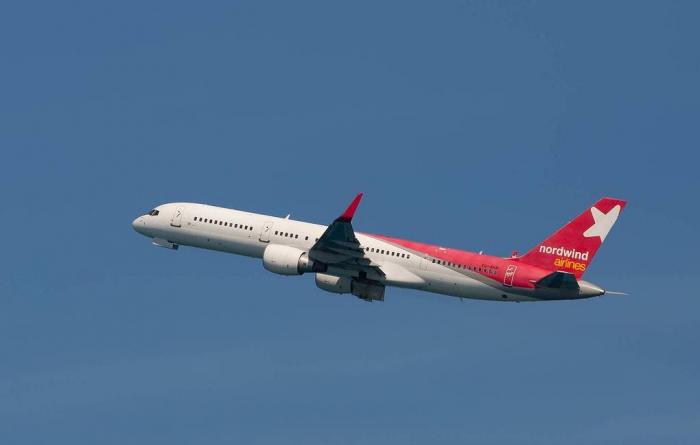Russia's Nordwind Airlines plane makes hard landing in Antalya