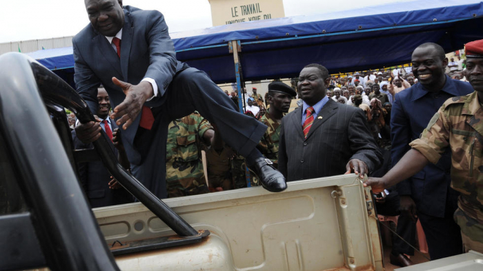 Former C.Africa leader returns after six-year exile