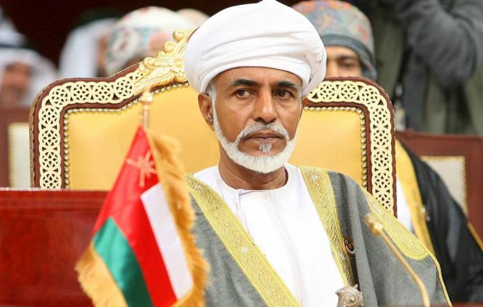 Oman Sultanı xərçəngdən öldü