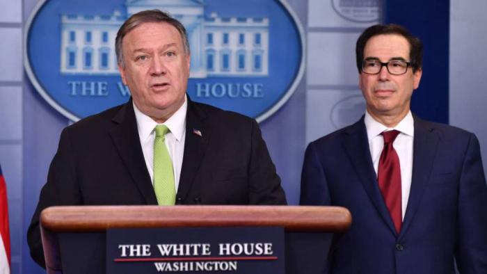 Estados Unidos activa nuevas sanciones para asfixiar la economía de Irán