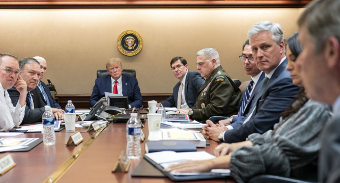 Warum Trump seine Auseinandersetzung mit dem Iran nicht eskalierte -  Sozialforscher